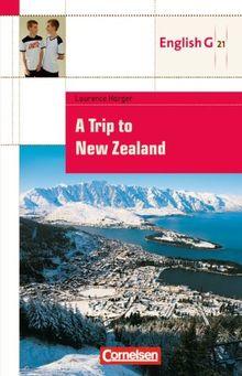 """Cornelsen English Library - Fiction: 6. Schuljahr, Stufe 2 - A Trip to New Zealand: Lektüre zu """"English G 21"""". Mit Aufgaben und Activities: Textheft. ... Activities. Lektüre zu EG 21 A 2 + B 2 + D 2"""