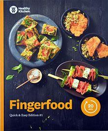 Fingerfood Kochbuch von Weight Watchers 2019 - *Quick & Easy Edition: #1*