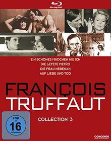 Francois Truffaut - Collection 3 [Blu-ray]