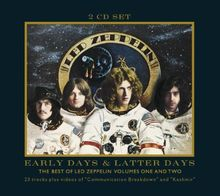 Early Days & Latter Days: The Best of Led Zeppelin Volumes One and Two