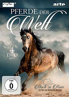 Pferde der Welt [4 DVDs]