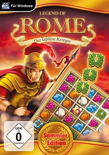 Legend of Rome: Der tapfere Krieger - Sammleredition (PC)