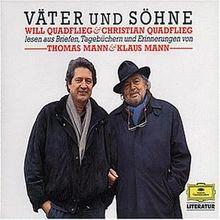 Literatur - Väter und Söhne (Thomas und Klaus Mann)