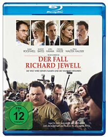 Der Fall Richard Jewell [Blu-ray]