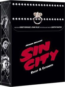 Sin City (Recut & Extended, 2 DVDs im Pappschuber inkl. Buch)