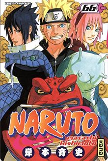 Naruto, Tome 66 :