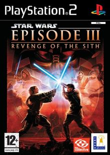Star Wars Episode 3 Revenge of the Sith Playstation 2 (UK Import)