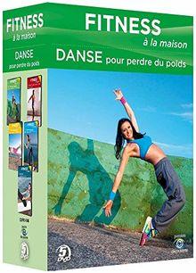 Coffret fitness à la maison, vol. 1 : danse pour perdre du poids