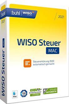 WISO Steuer-Mac 2021 (für Steuerjahr 2020 | Standard Verpackung)