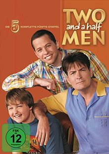 Two and a Half Men - Mein cooler Onkel Charlie - Staffel 5 [3 DVDs]