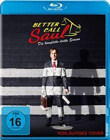 Better call Saul - Die komplette dritte Season (3 Discs) [Blu-ray]