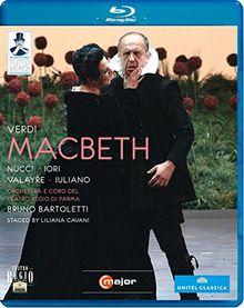 Tutto Verdi: Macbeth [Blu-ray]