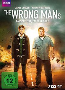 The Wrong Mans - Falsche Zeit, falscher Ort [2 DVDs]