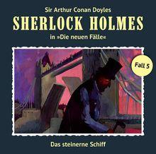 Sherlock Holmes: Die Neuen Fälle - Fall 05 : Das Steinerne Schiff
