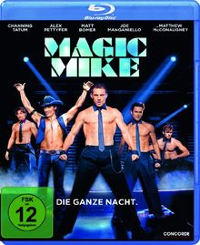 Magic Mike [Blu-ray]