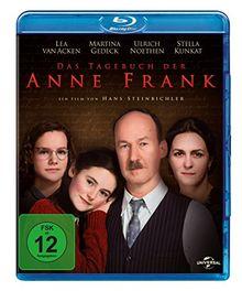 Das Tagebuch der Anne Frank [Blu-ray]