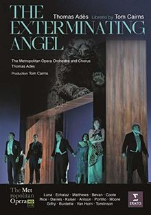 The Exterminating Angel - MET Live Recording [Blu-ray]