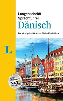 Langenscheidt Sprachführer Dänisch - Mit Speisekarte: Die wichtigsten Sätze und Wörter für die Reise