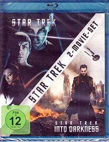 Star Trek 1 & 2 - Into Darkness - 2 Movie Blu-Ray Box Limited Edition