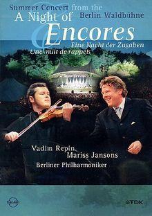 Die Berliner Philharmoniker - A Night of Encores