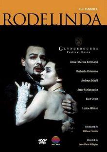 Händel, Georg Friedrich - Rodelinda (NTSC)