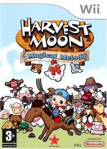 Harvest Moon - Magical Melody - PEGI Fr (Wii)