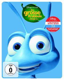 Das große Krabbeln - Steelbook [Blu-ray] [Limited Edition]