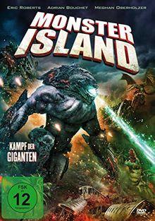 Monster Island - Kampf der Giganten