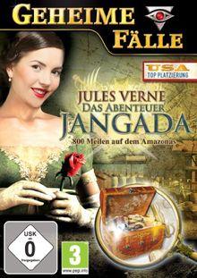 Geheime Fälle: Jules Verne - Das Abenteuer von Jangada - 800 Meilen auf dem Amazonas