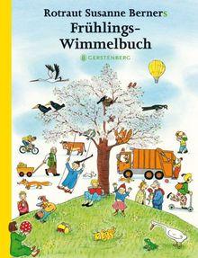 Frühlings-Wimmelbuch: Midi-Ausgabe