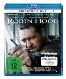 Robin Hood (Director`s Cut & Original-Kinofassung) [Blu-ray] [Director's Cut]