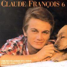 Claude Francois Vol 6