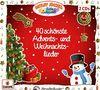 40 Schönste Advents-und Weihnachtslieder