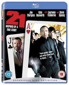 21 [Blu-ray] [UK Import]
