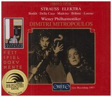 Strauss, Richard: Elektra Mitropou