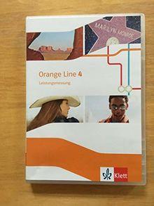 Orange Line 4 Leistungsmessung CD