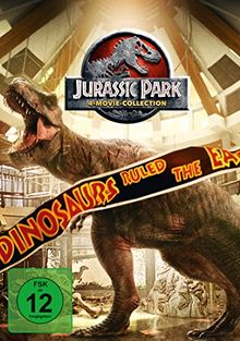 Jurassic Park 4-Movie-Collection [4 DVDs]
