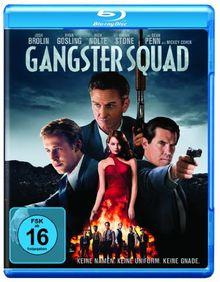 Gangster Squad [Blu-ray]