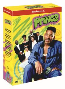 Le Prince de Bel-Air : L'intégrale saison 1 - Coffret 5 DVD