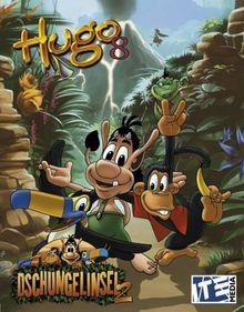Hugo 8 - Dschungelinsel 2