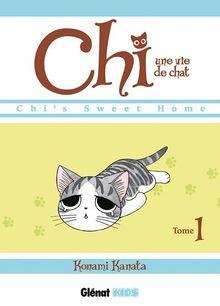 Chi, une vie de chat, Tome 1 :