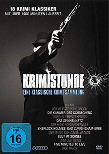 Krimistunde - Eine klassische Krimi Sammlung [6 DVDs]