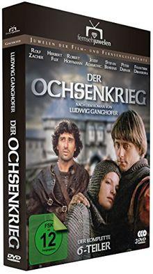 Der Ochsenkrieg - Der komplette 6-Teiler nach Ludwig Ganghofer (Fernsehjuwelen) [3 DVDs]