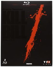 Coffret kill bill : kill bill 1 ; kill bill 2 [Blu-ray] [FR Import]