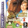 Alexandra Lederman aventures au galop - Game Boy Advance - PAL