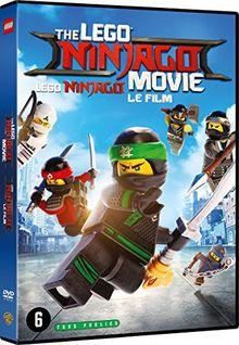 Lego ninjago, le film [FR Import]