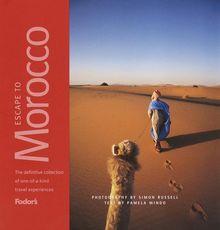Fodor's Escape to Morocco, 1st Edition