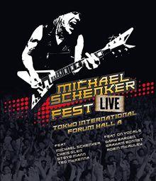 Michael Schenker - Fest-Live Tokyo International Forum Hall A [Blu-ray]