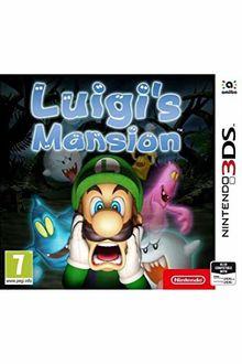 Luigi's Mansion Jeu 3DS