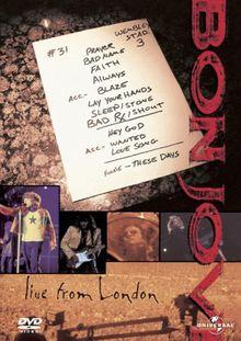 Bon Jovi - Live from London